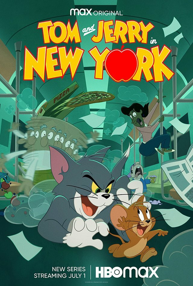Сериал Tom and Jerry in New York