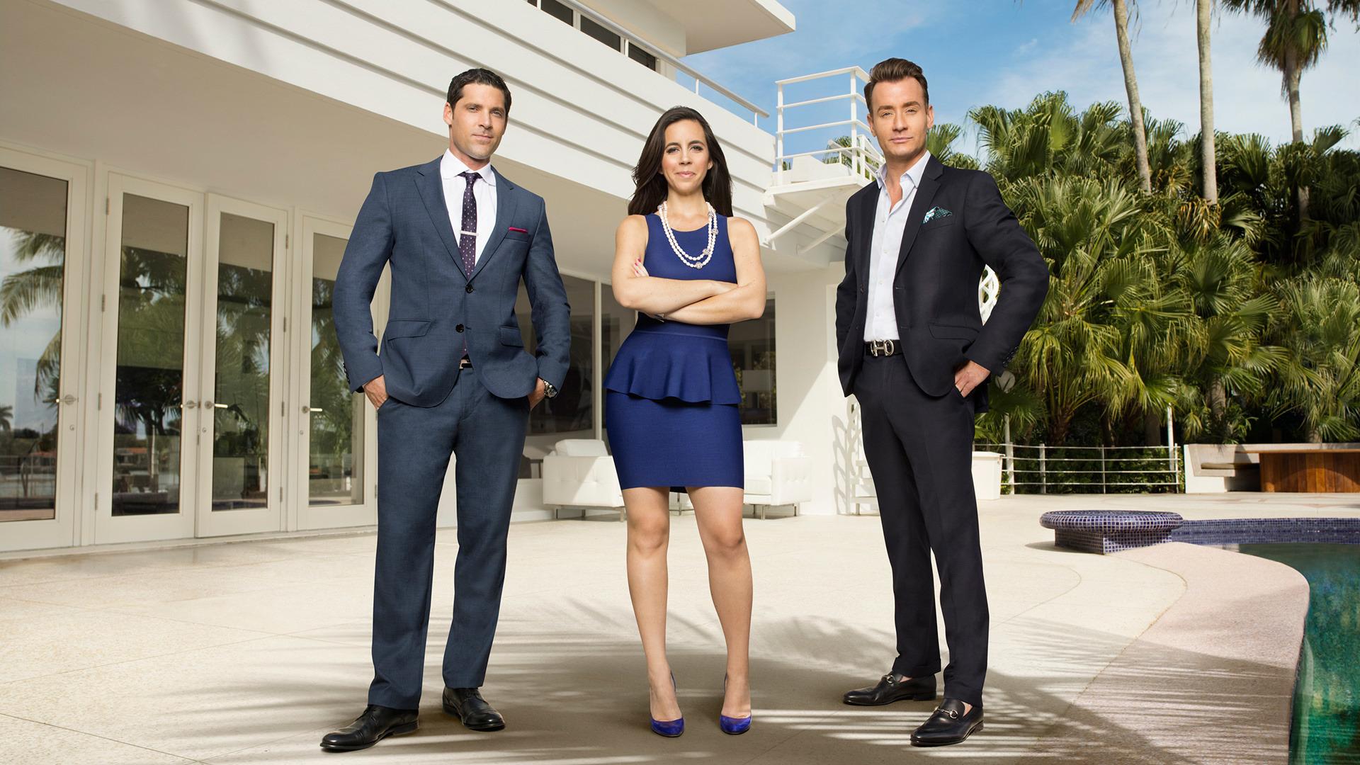 Сериал Million Dollar Listing: Miami