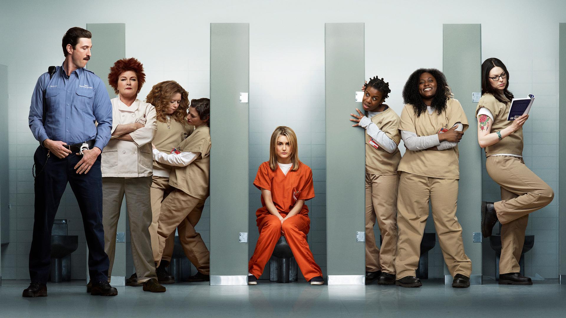 Show Orange Is the New Black