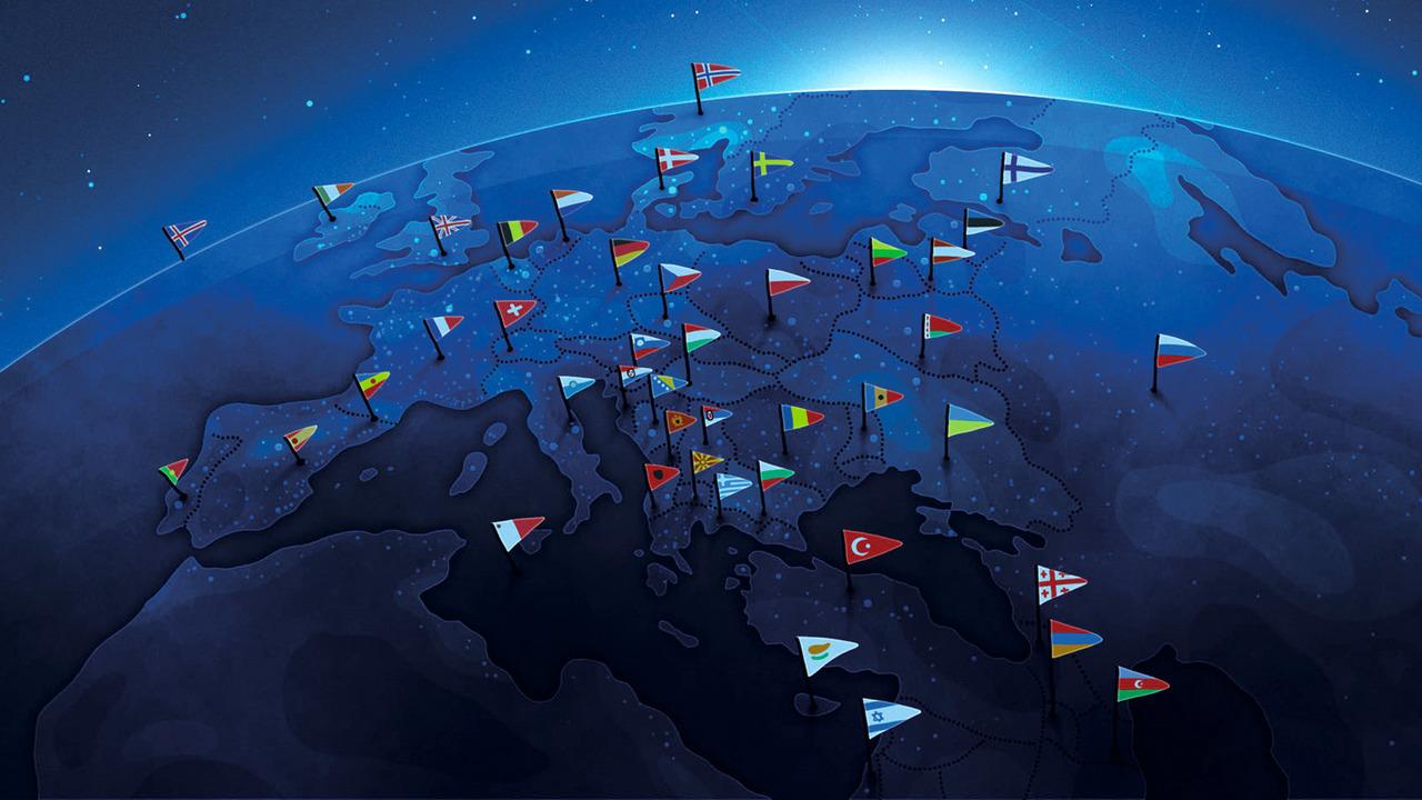 Show Конкурс песни «Евровидение»