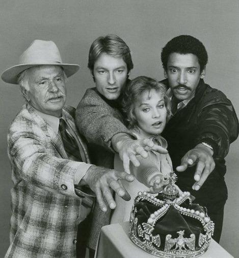 Сериал The Quest (1982)
