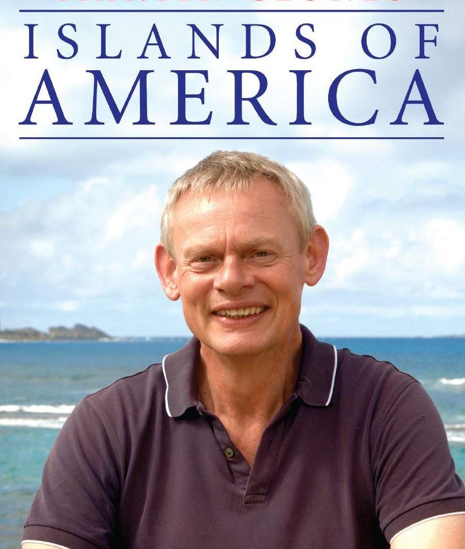 Сериал Martin Clunes: Islands of America