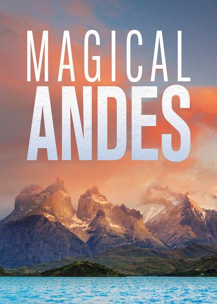 Сериал Andes mágicos