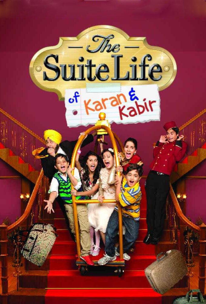 Сериал The Suite Life of Karan & Kabir