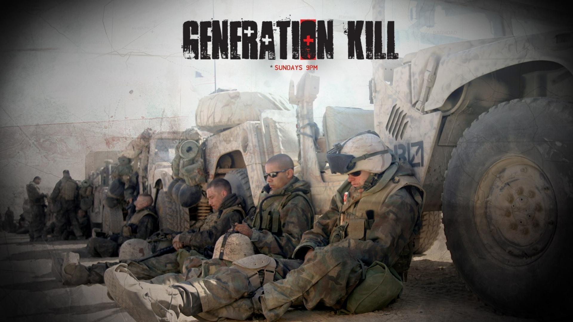 Show Generation Kill