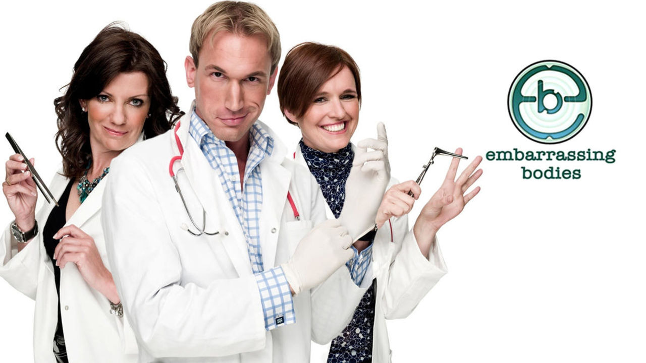 Сериал Embarrassing Bodies: Live from the Clinic