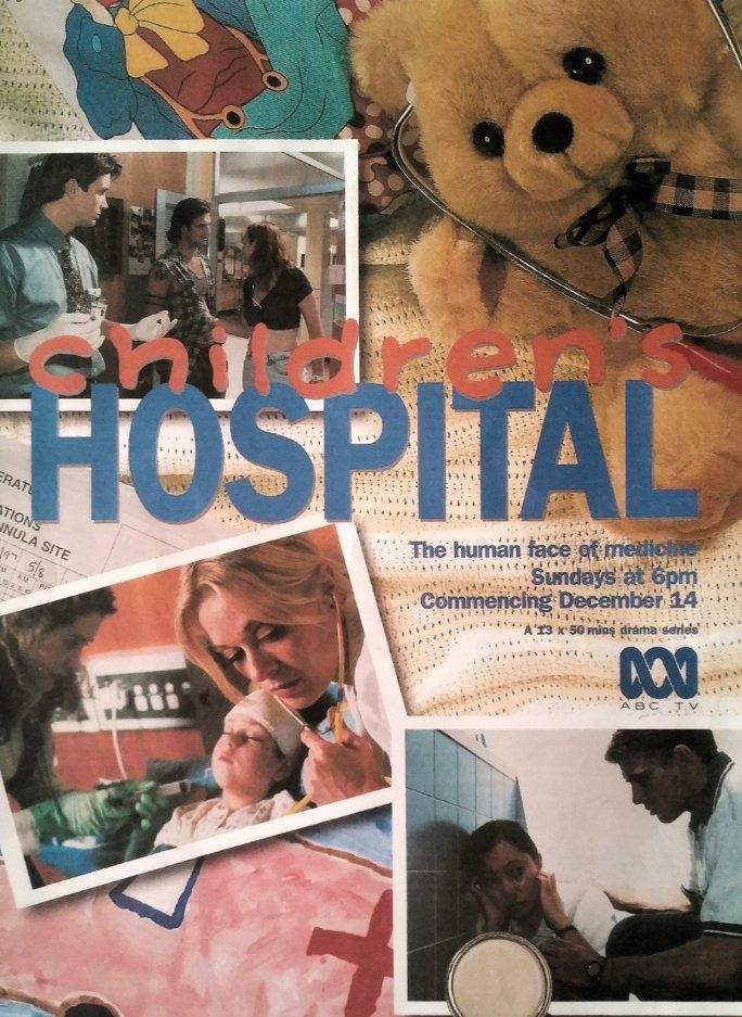 Сериал Детская больница