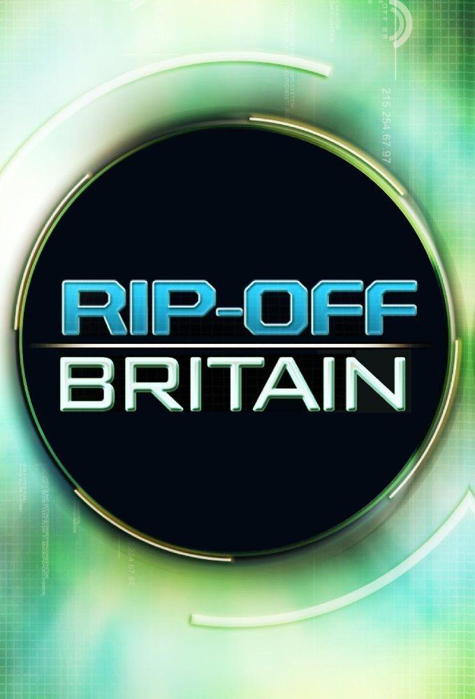 Сериал Rip Off Britain
