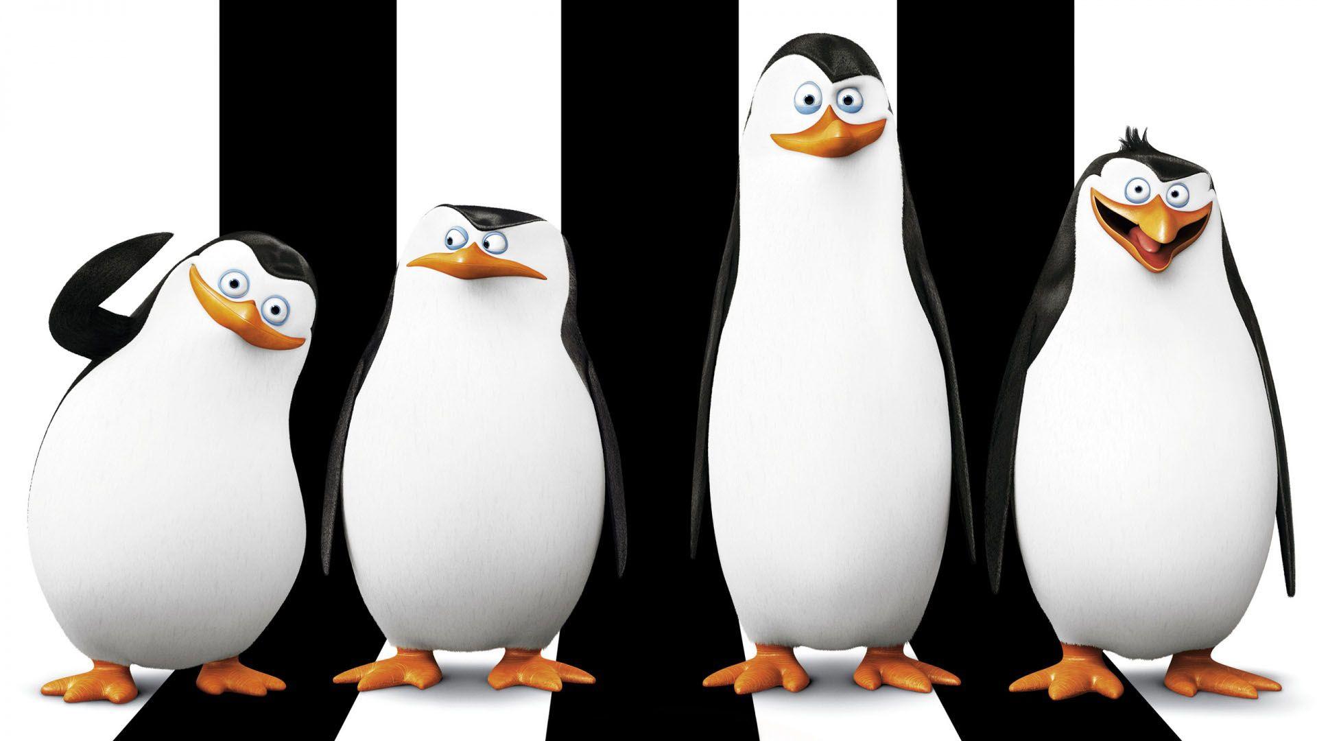 Show The Penguins of Madagascar