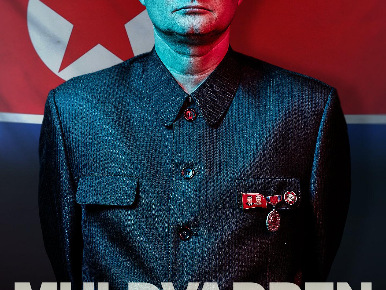 Сериал Muldvarpen - Undercover i Nordkorea