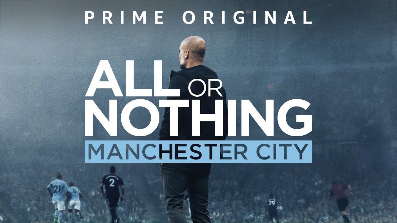 Show All or Nothing: Manchester City