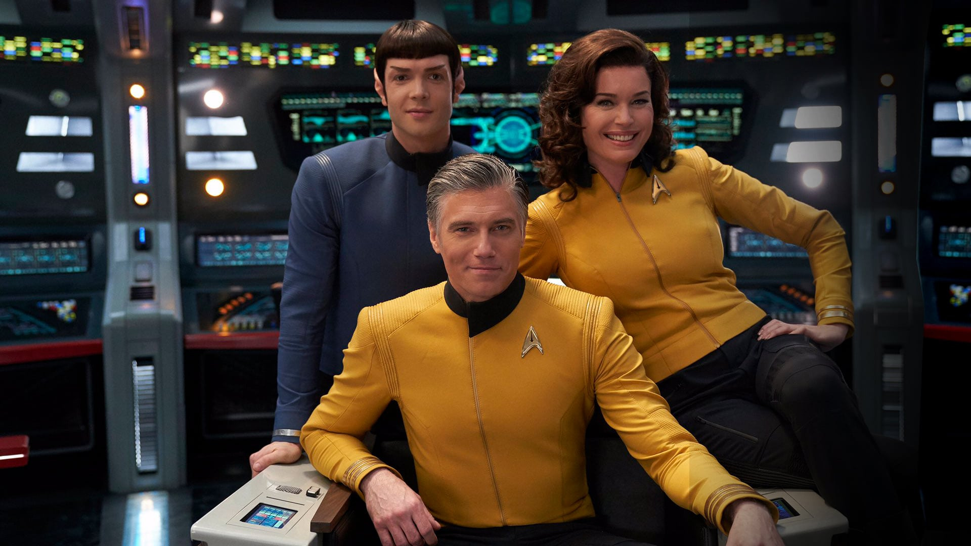 Show Star Trek: Strange New Worlds