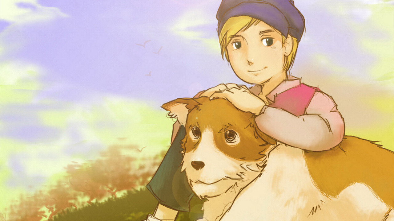 Anime A Dog of Flanders