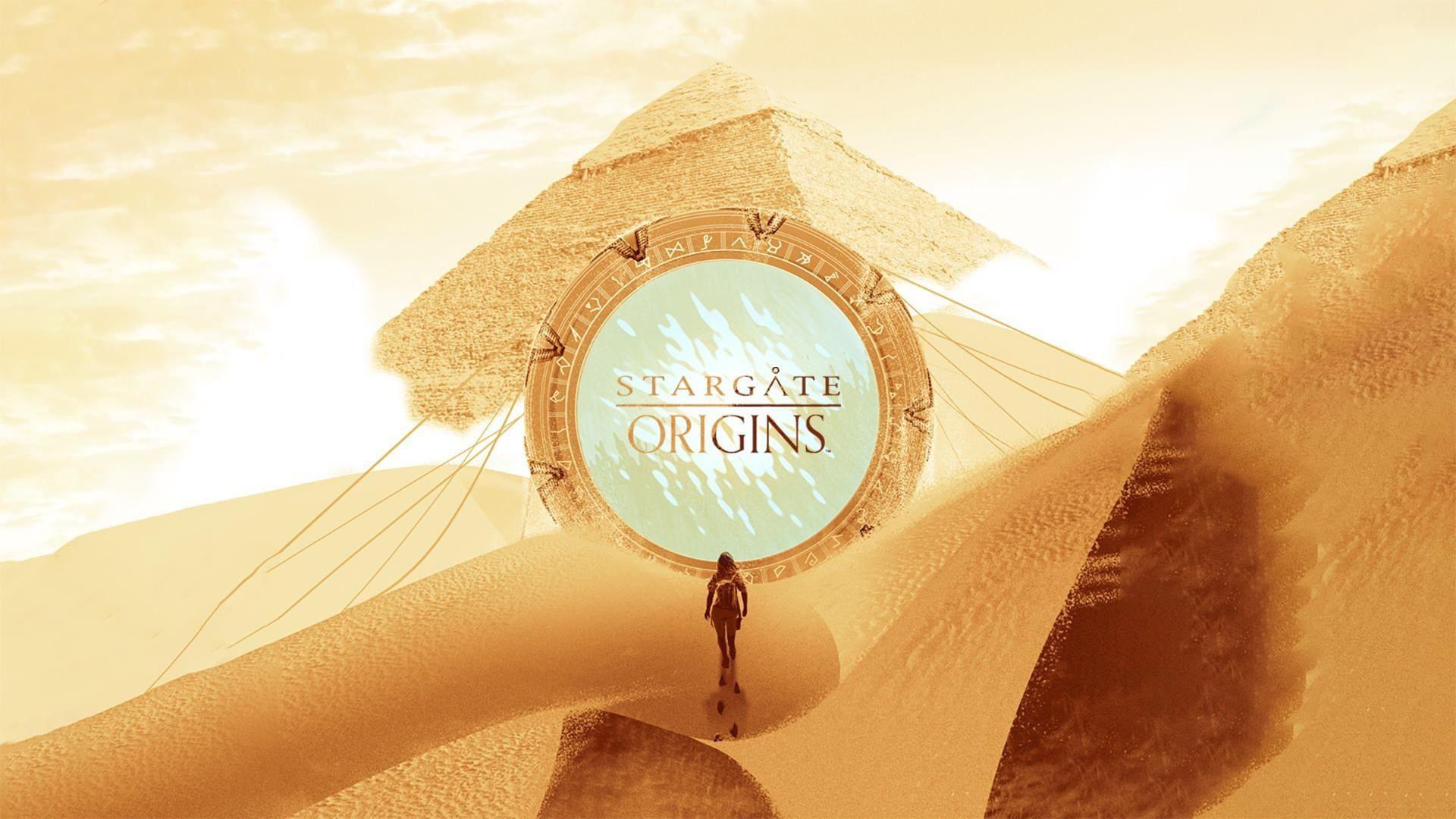 Show Stargate Origins