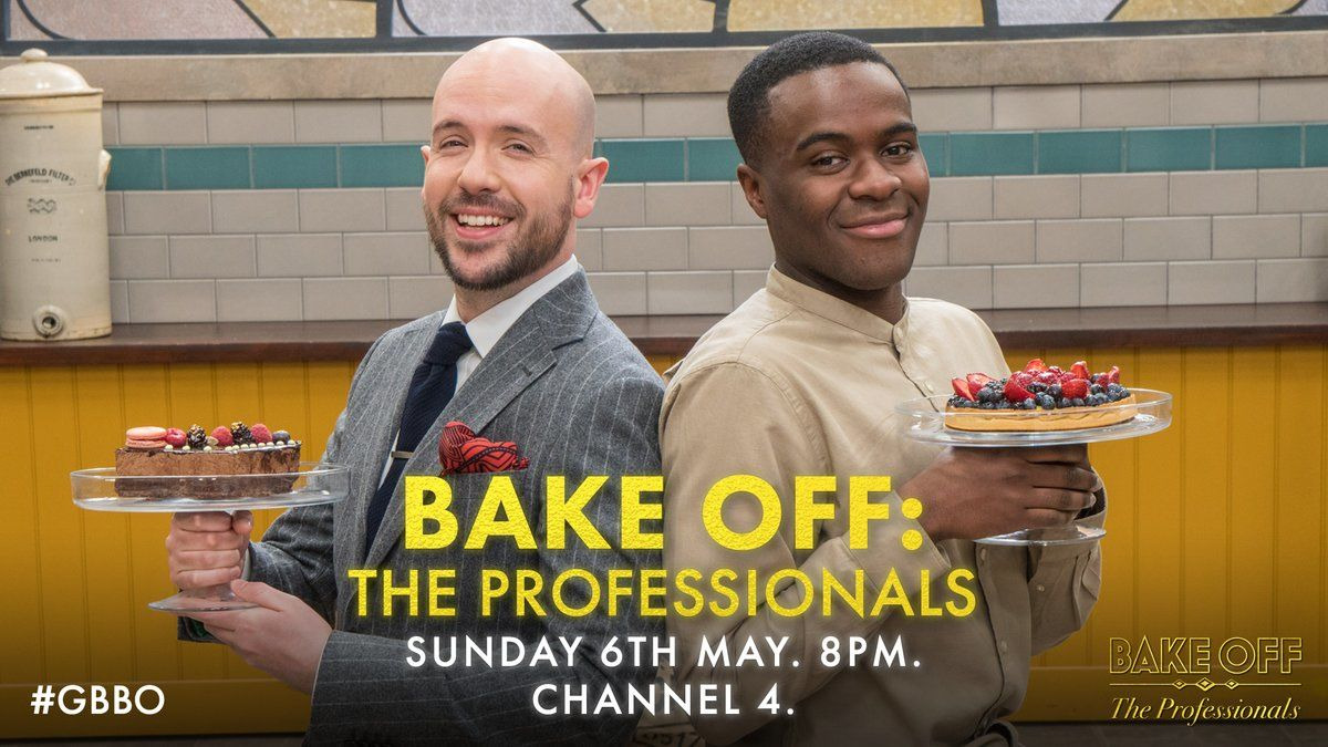 Show Bake Off: The Professionals