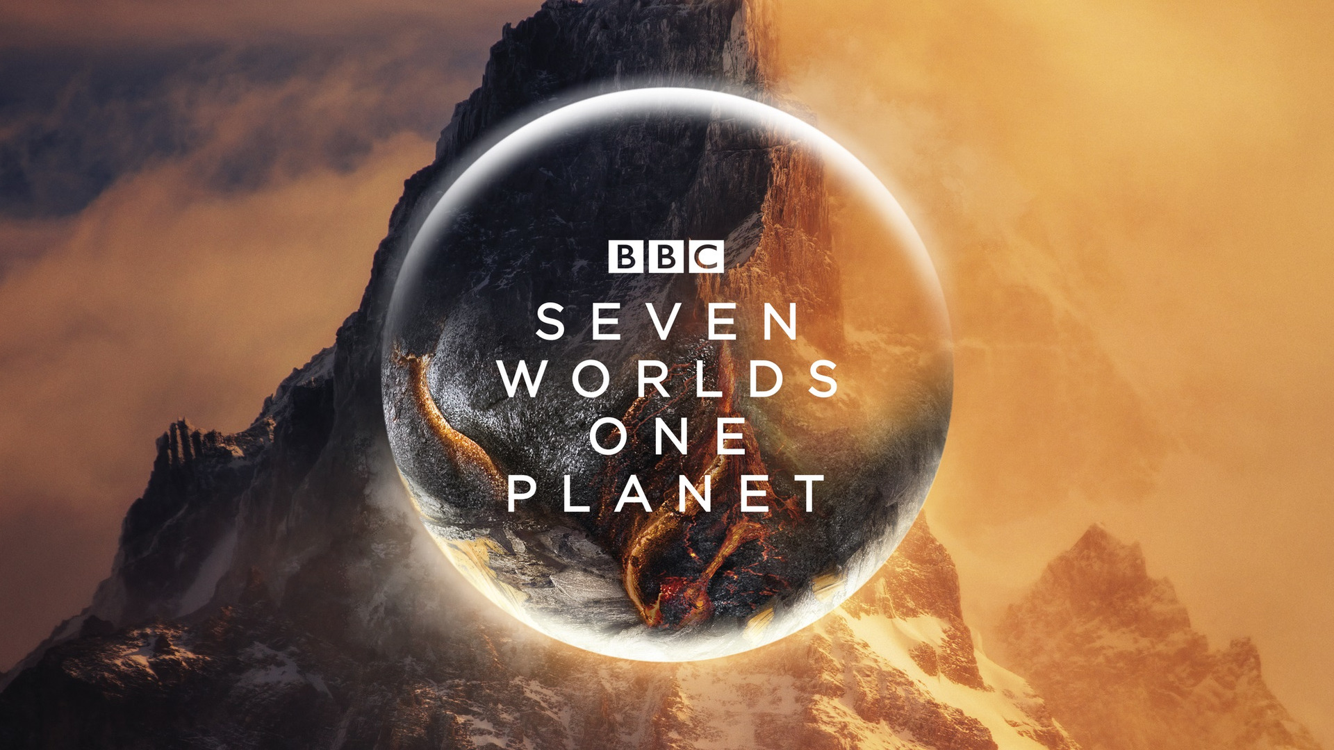 Show Seven Worlds, One Planet