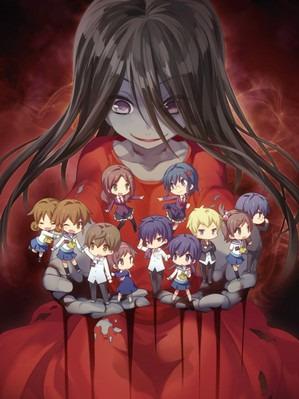 Anime Corpse Party: Tortured Souls - Bougyaku Sareta Tamashii no Jukyou