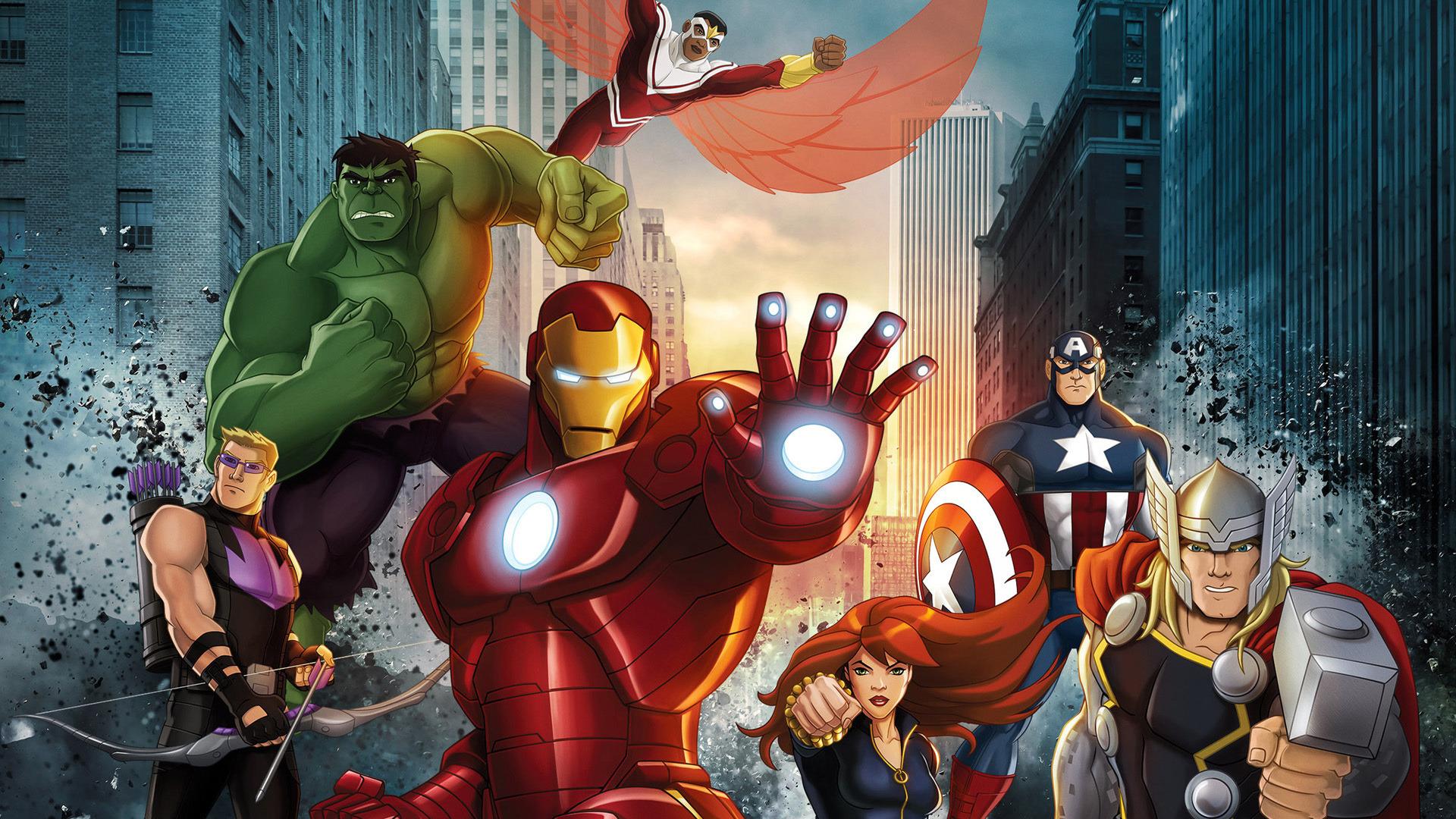 Show Marvel's Avengers Assemble