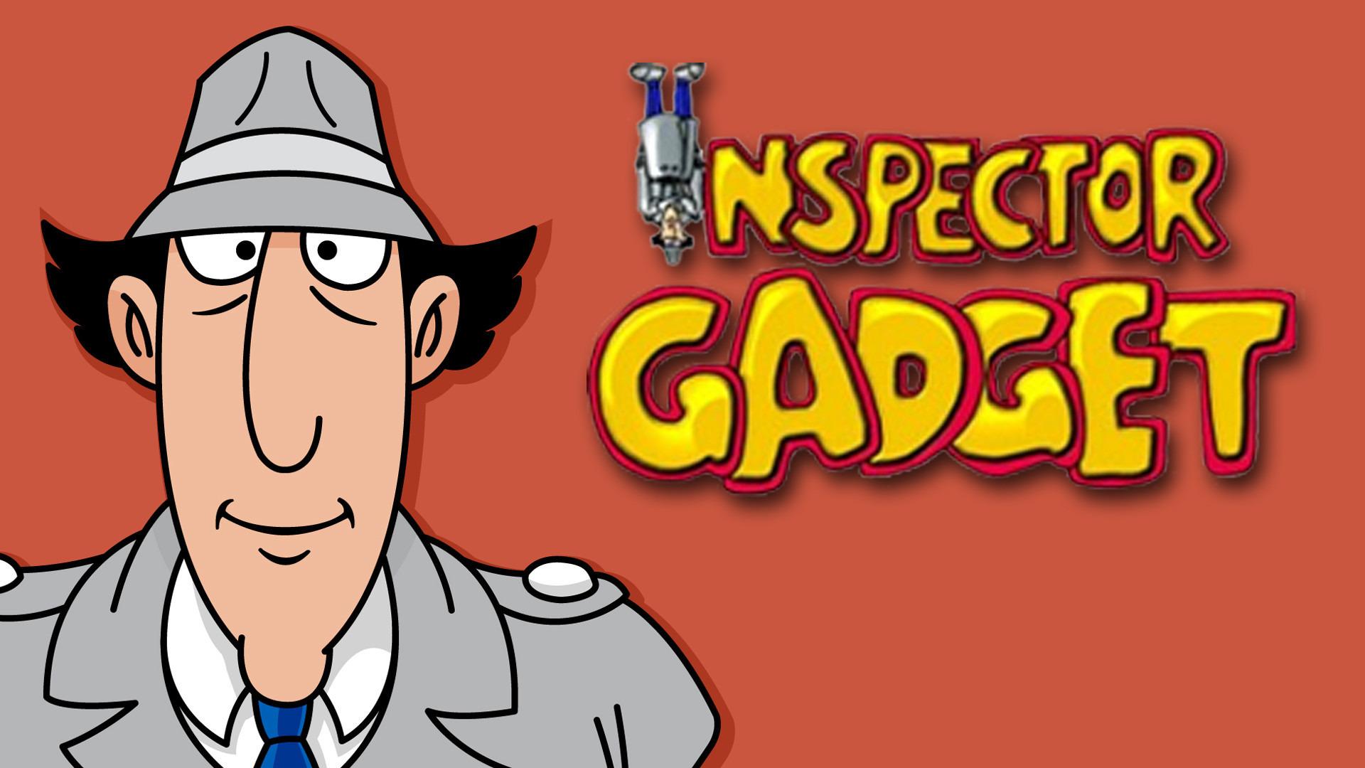 Cartoon Инспектор Гаджет