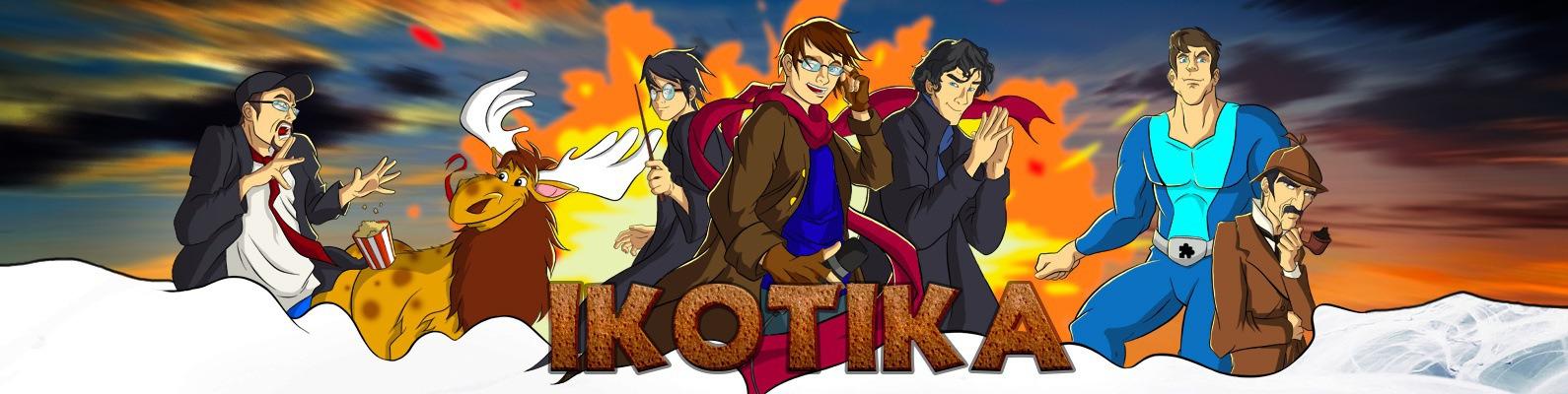 Сериал Ikotika