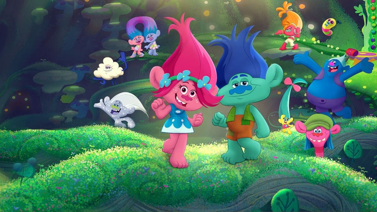 Show Trolls: The Beat Goes On!