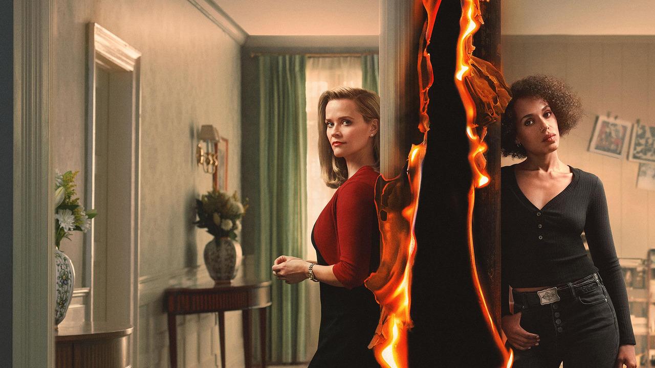 Сериал И повсюду тлеют пожары