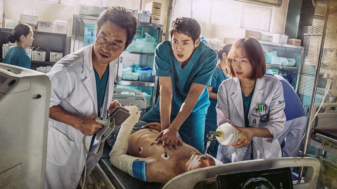 Сериал Романтичный доктор Ким Са-бу