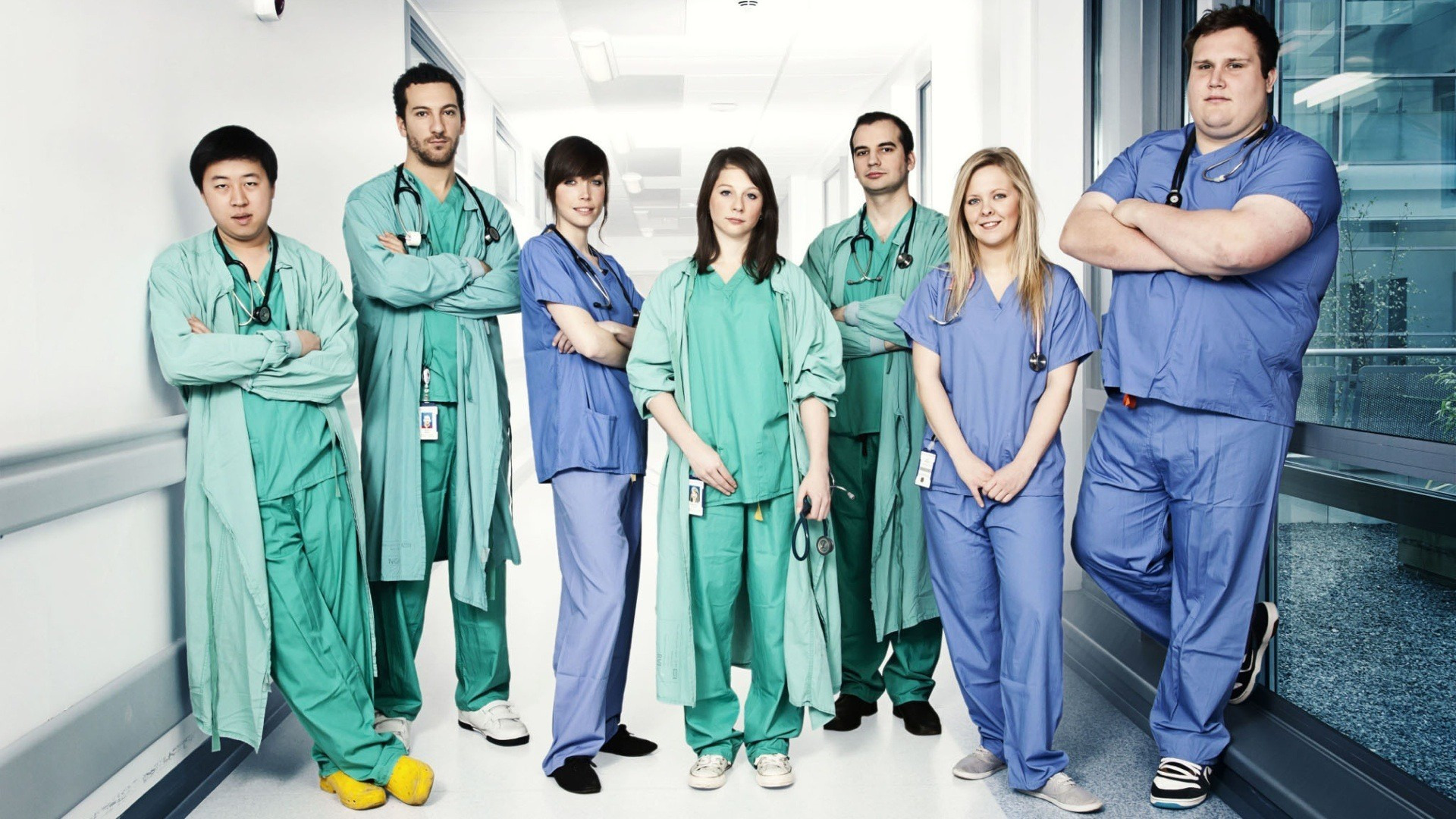 Сериал Junior Doctors