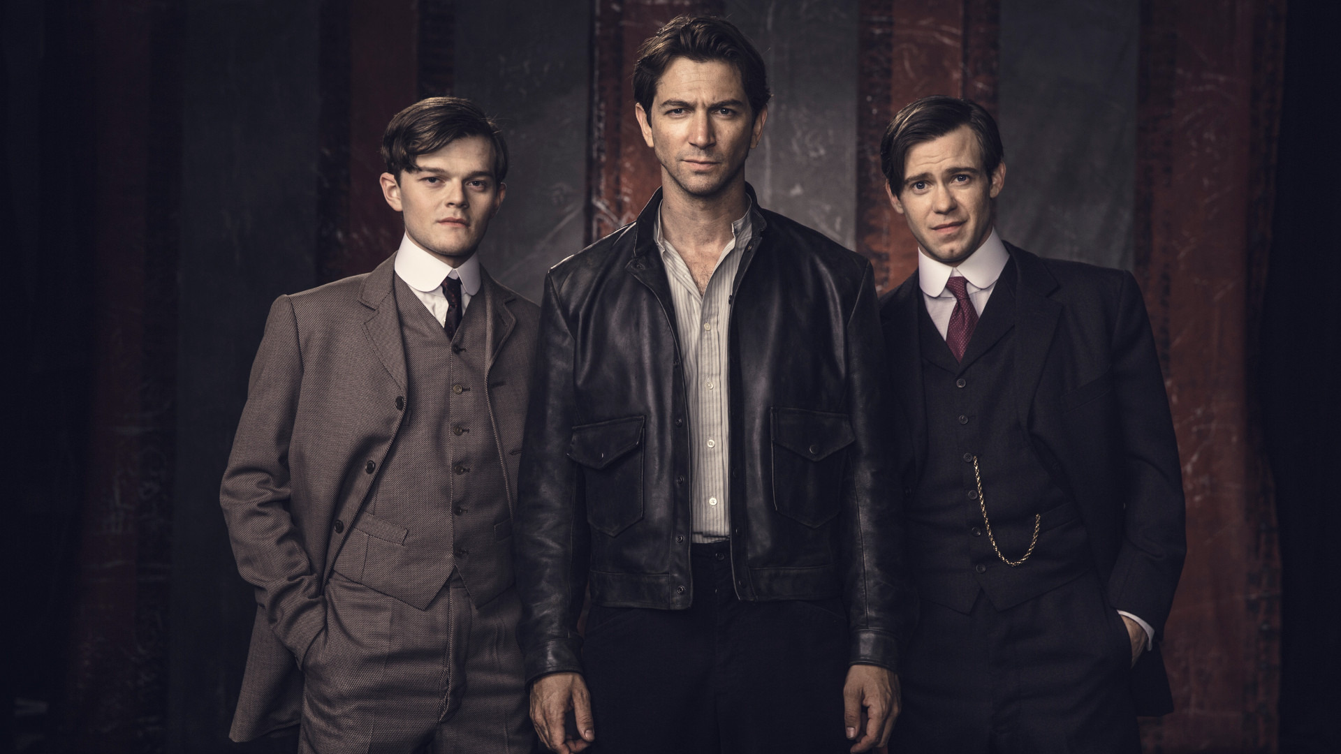 Show Harley and the Davidsons