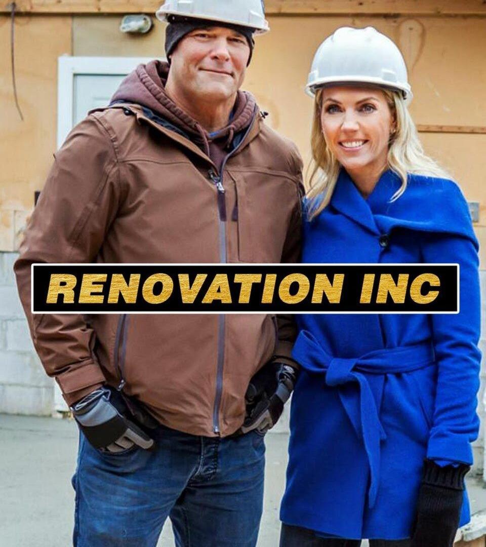 Сериал Renovation Inc