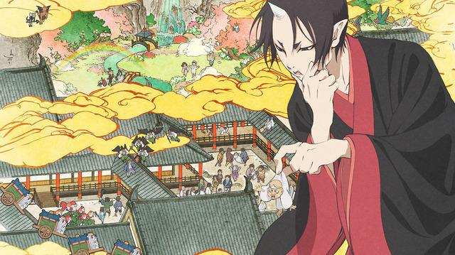 Anime Hozuki's Coolheadedness