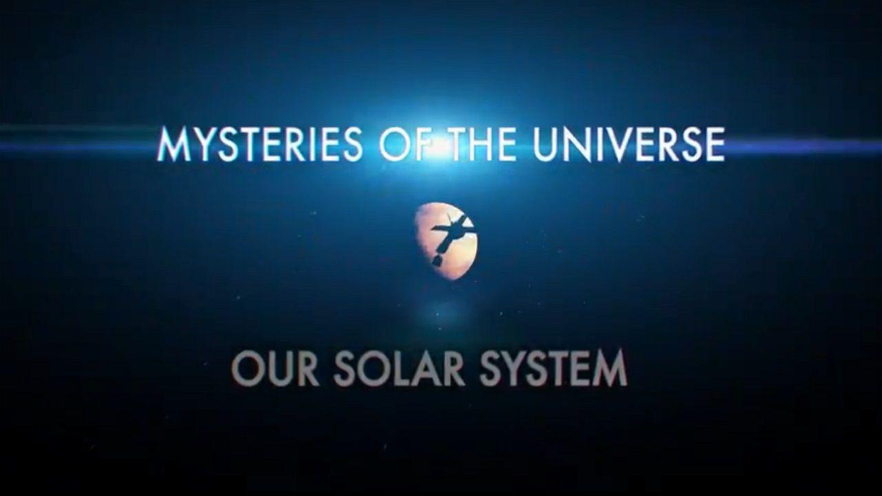 Show Загадки Вселенной: наша Солнечная система