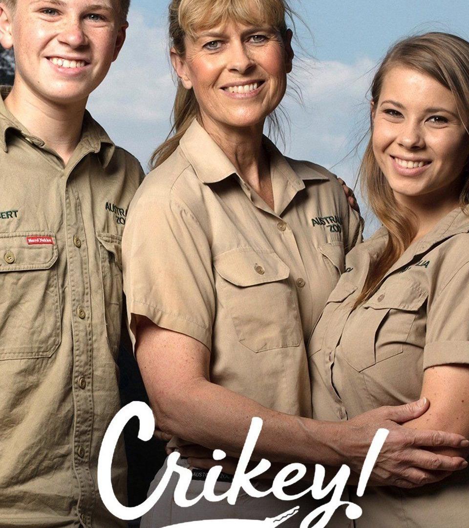 Show Crikey! It's the Irwins