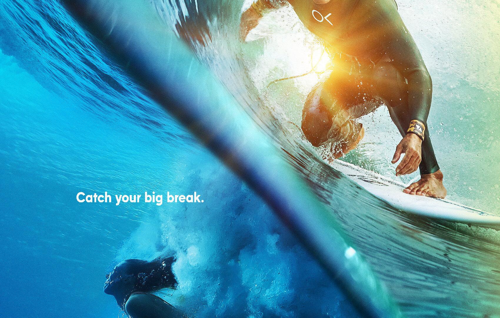 Сериал The Ultimate Surfer