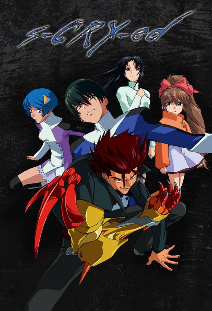 Anime S-CRY-Ed