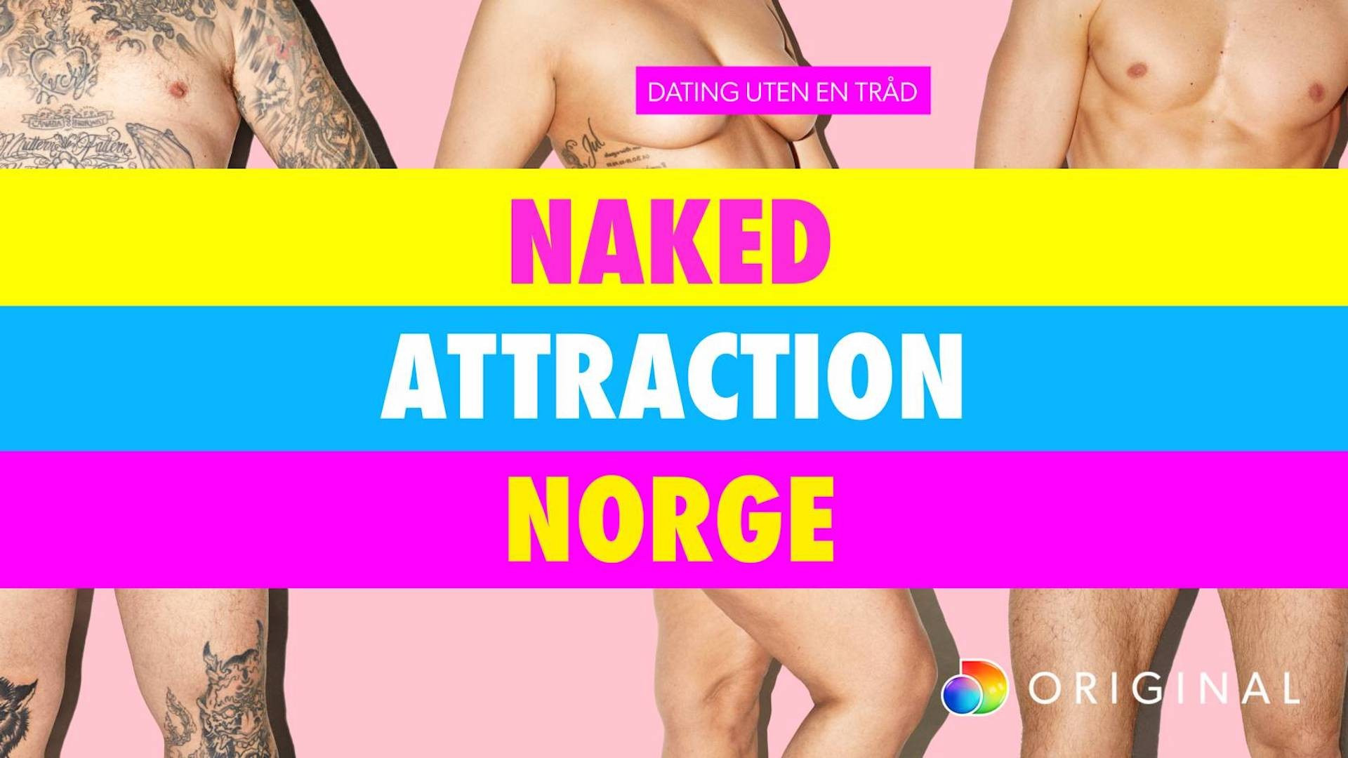 Show Naked Attraction Norge