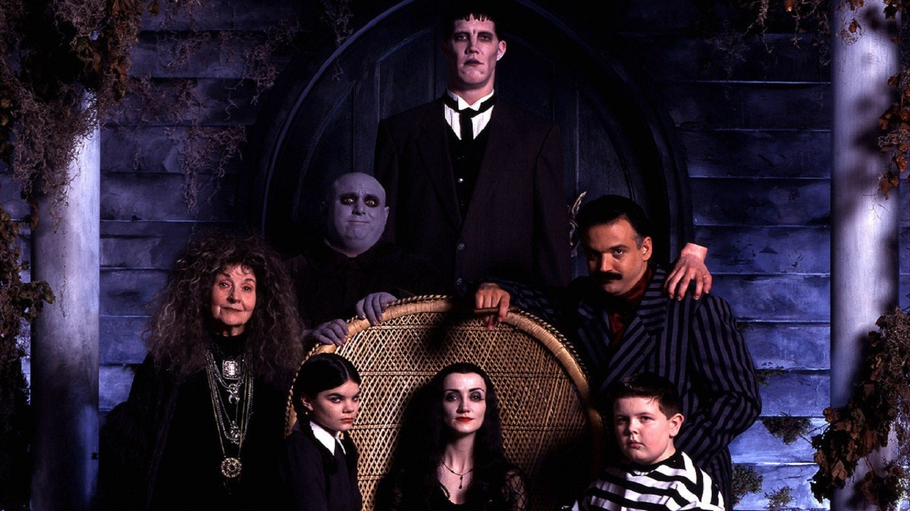 Show The New Addams Family