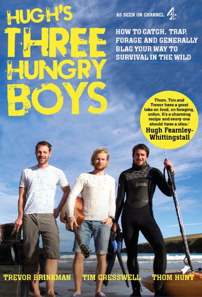 Show Hugh's Three Hungry Boys