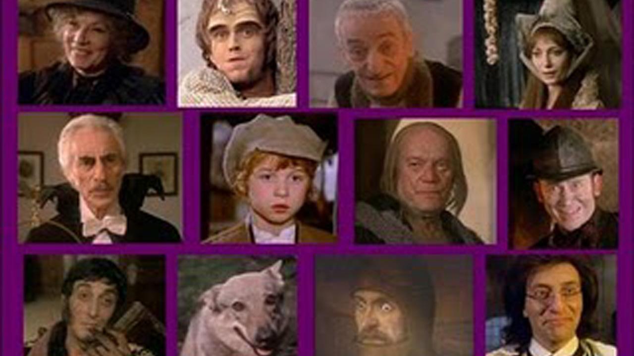 Сериал Frankensteins Tante