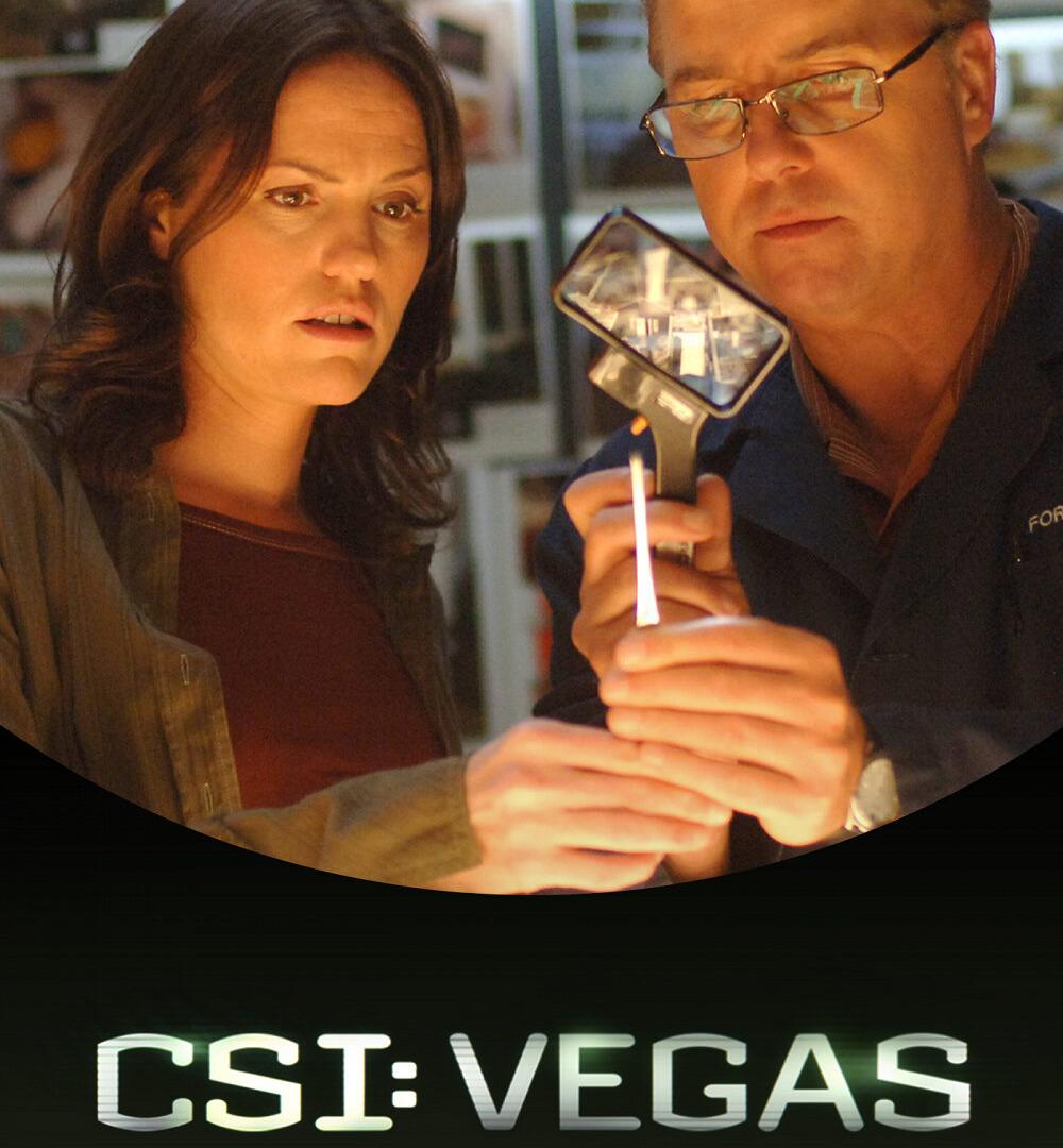 Сериал CSI: Vegas
