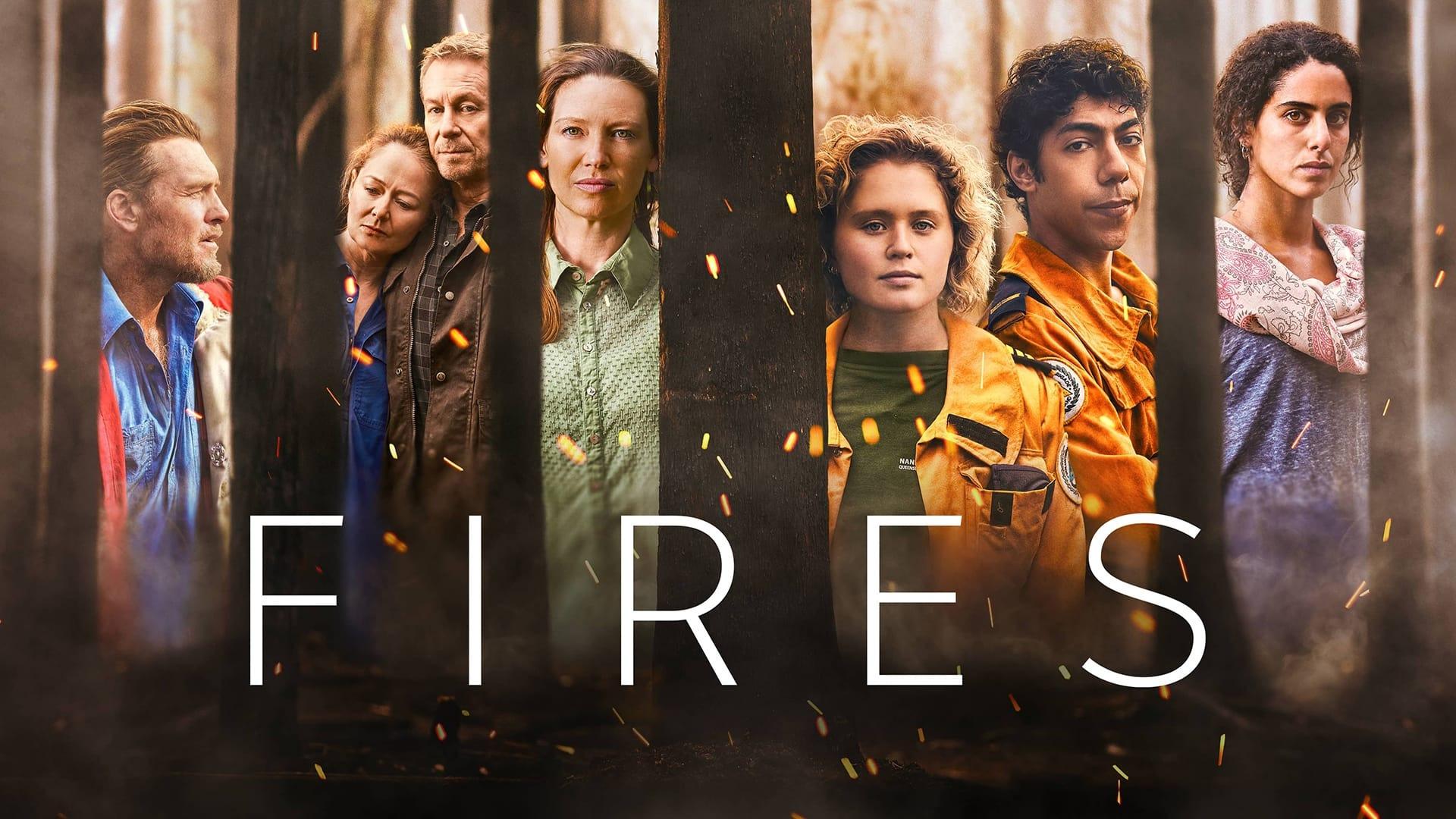 Сериал Пожары