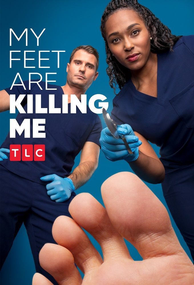 Show My Feet Are Killing Me
