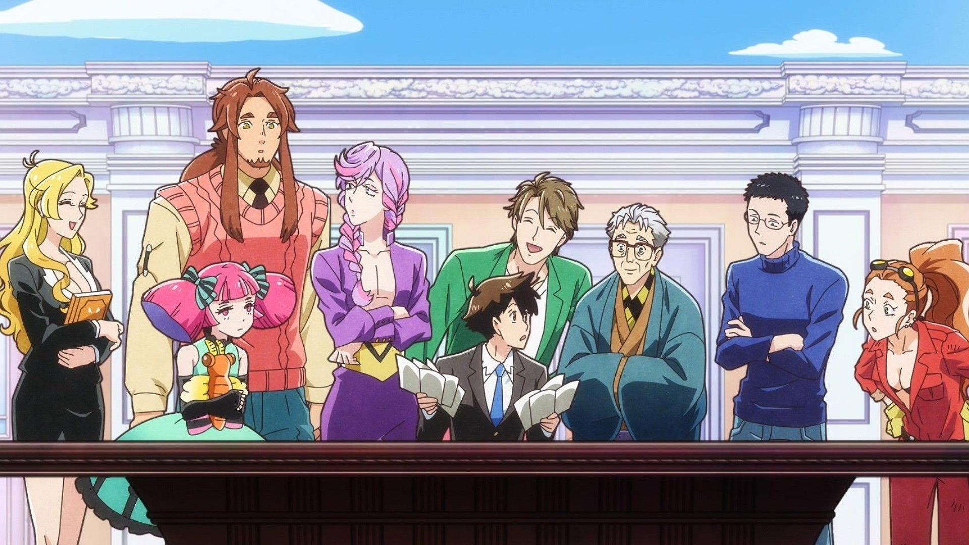 Anime Tenchi Souzou Design-bu
