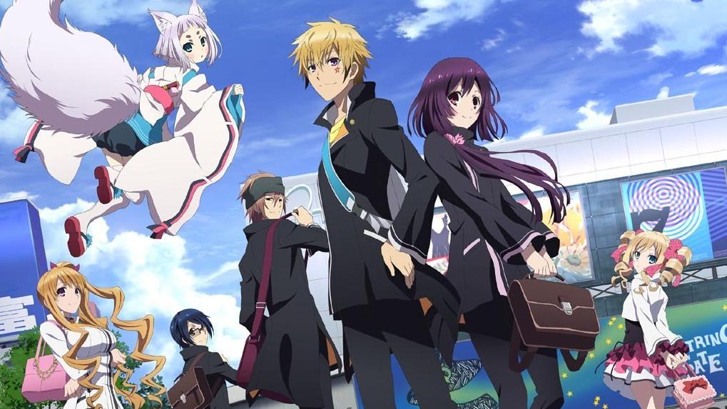 Anime Tokyo Ravens