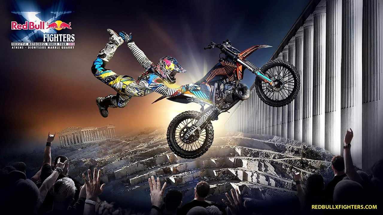 Сериал Red Bull X-Fighters
