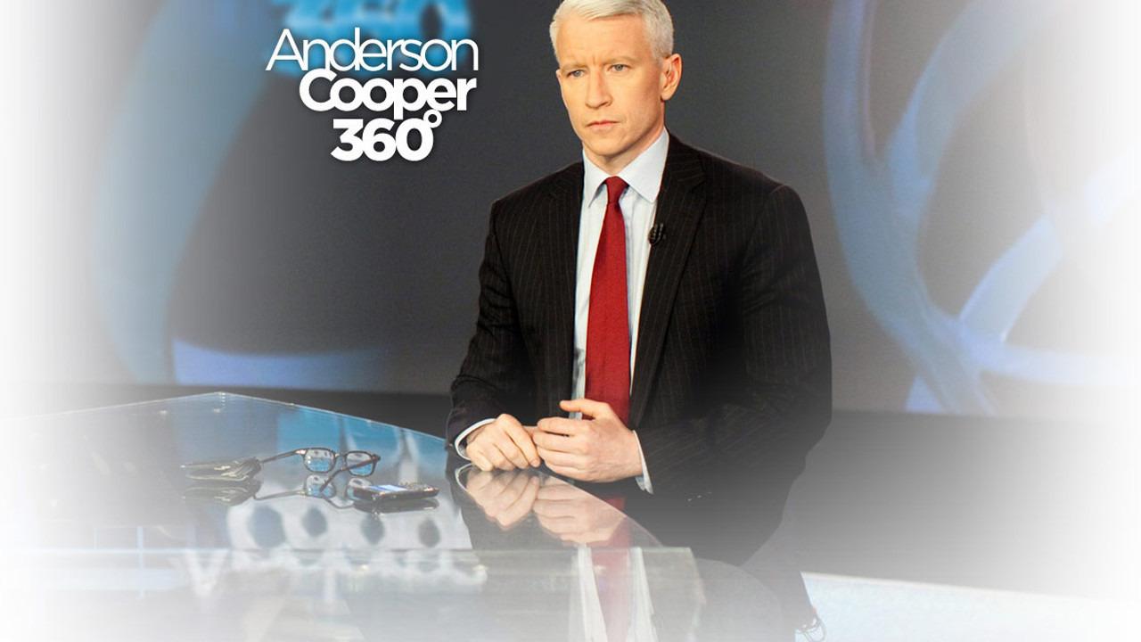 Show Anderson Cooper 360°