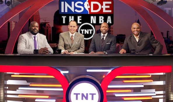 Сериал Inside the NBA