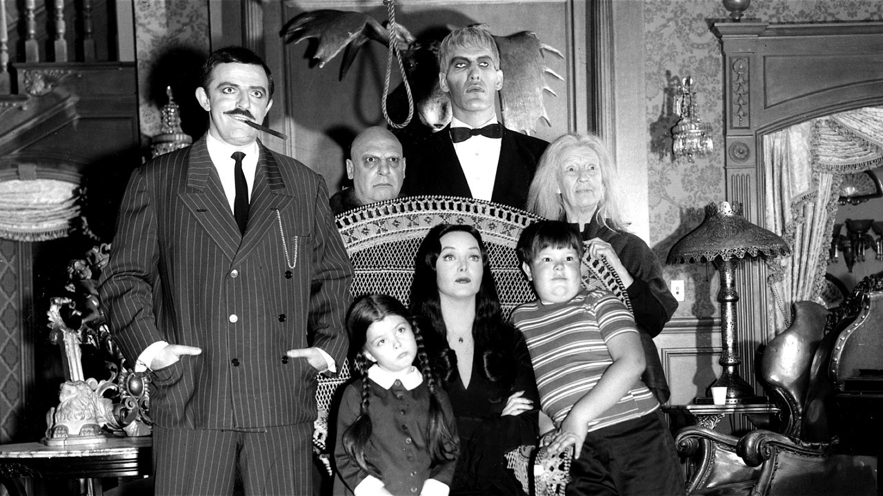 Show The Addams Family (1964)
