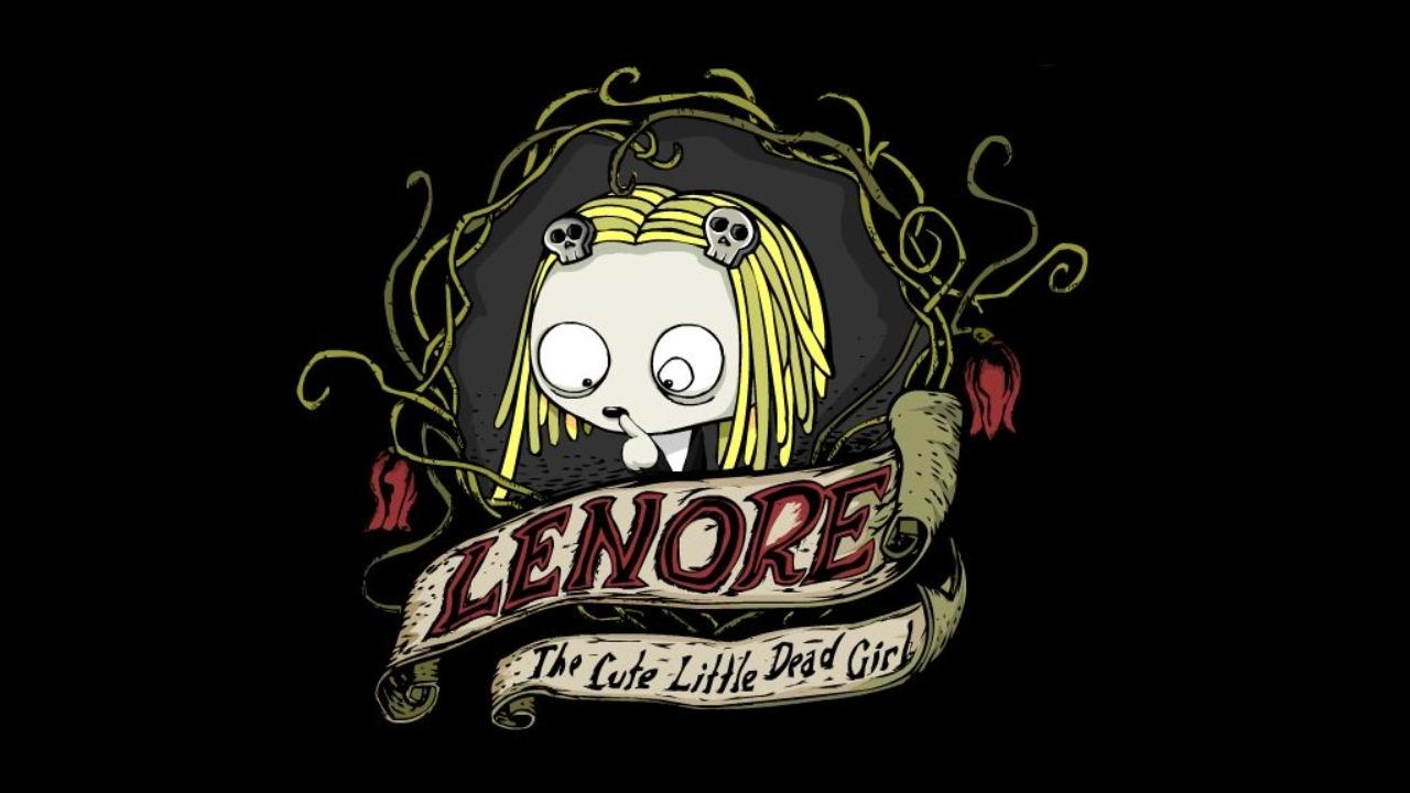 Show Lenore, the Cute Little Dead Girl
