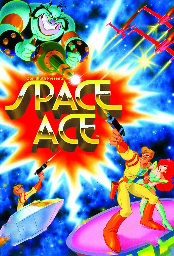 Аниме Space Ace